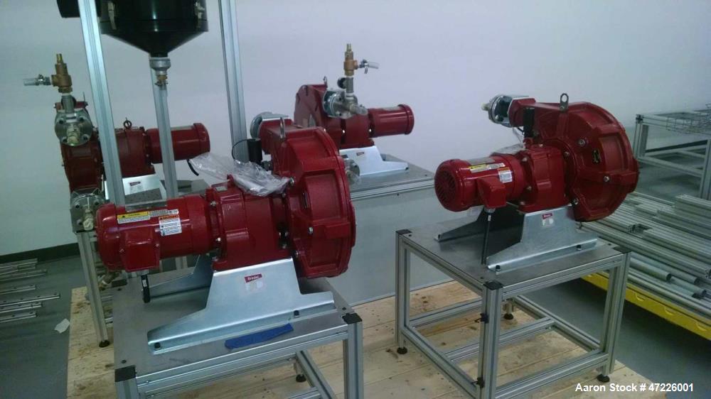 Unused- Waston-Marlow Bredel Hose Pump, Model 32.