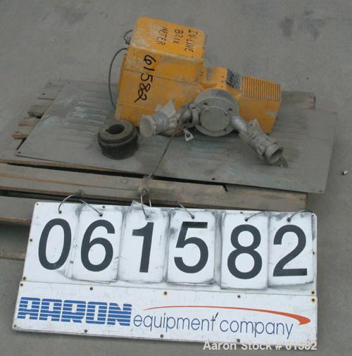 "Used- Maselli-Misure Inline Brix Meter, Model UR-6-W-AL. 316 Stainless steel. Rated to 85 deg C (185 deg F). 2-1/2"" Tri-clam..."