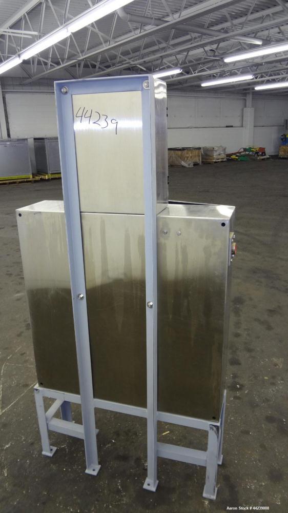 Unused- Milton Roy P Series Metering Pump, Model RP111724FRSESEM2NN, 316 Stainless Steel. Rated 939 gallons per hour, 0.165 ...