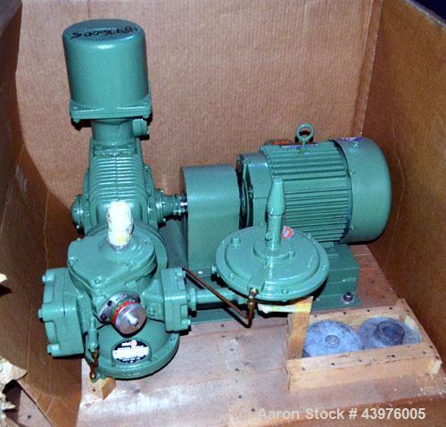 Unused- Carbon Steel Selas Combustion Controller, Model 20-CA-3-AP6