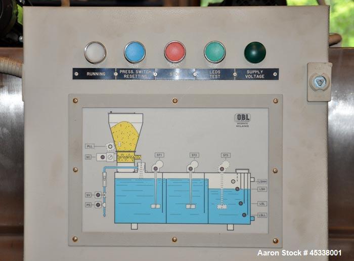 Used- Polisol Polymer Make-Down System, Model PLR1700Q