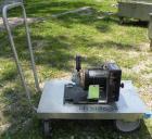 Used- Masterflex Peristolic Pump, Model 7584-80.Rated 25 scfm maximum air, 100 psi max, speed 35-350 rpm.(2) 7/8