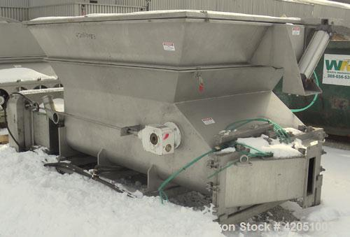 Used- Stainless Steel Doering Machines Pumping System
