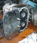USED: APV positive displacement pump, model 8R, 316 stainless steel.