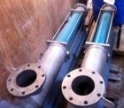 Unused- Netzch Progressive cavity pump, Model NM063BY01L07V. 15 HP, stainless steel. 4