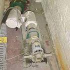 Used- Waukesha Sanitary Pump, Size 3, Stainless Steel. 1
