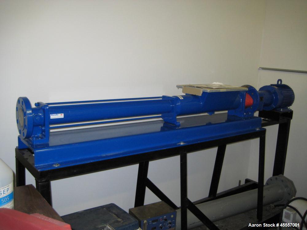 Unused- Stainless Steel Mono Progressing Cavity Pump, Model SW044AJ1E8/E
