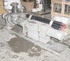 USED- Tarby Progressing Cavity Pump, Model 1TP8-CDB. Single stage, cast iron body, hardened steel internal parts, EPDM (70 D...
