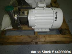 Unused- Alfa Laval centrfugal pump, model 9634081944