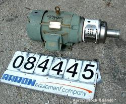 Used- Stainless Steel APV Centrifugal Pump, Model WI-30/25