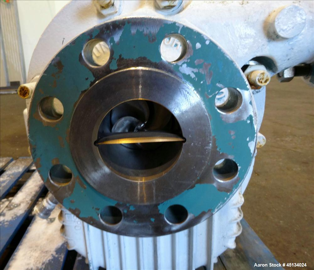 Used- Stainless Steel Sundyne Centrifugal Pump, Model P3-APJ