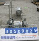 Used- Ampco Centrifugal Pump, Model DC2 2 1/2X2, 316 stainless steel. 2 1/2