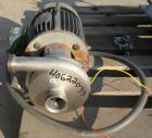 Used- Stainless Steel APV/Crepaco Centrifugal Pump, model 6V2
