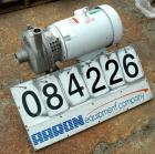 Used- APV Centrifugal Pump, Model W50/25, 316 Stainless Steel. 2