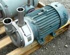 Used- Stainless Steel APV Centrifugal Pump, Model ZMS5