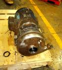 Used-Waukesha Centrifugal Pump, Model C328, 316 stainless steel. 3