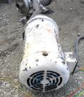 Used- Cherry-Burrell Flexflo Centrifugal Pump, Model 4AK-F, 316 Stainless Steel. 2-1/2