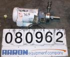 USED: Crepaco centrifugal pump, 316 stainless steel. 2-1/2