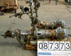 Used- Durco Mark III Centrifugal Pump, size 1K1.5X1-82/55RV, 316 stainless steel. 1-1/2