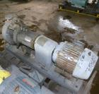 Used- Durco Mark III Centrifugal Pump, Size 2K2X1-10A/94, 316 Stainless Steel. 2