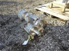 Used- Fristam Centrifugal Pump, Model FP702-90, 316 Stainless Steel. Approximate 4