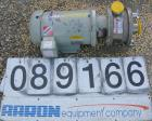 USED: Fristam liquid ring centrifugal pump, model FZX100BW, 316 stainless steel. 2