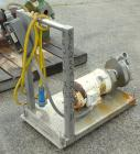 Used- Fristam Centrifugal Pump, Model FPX732-140, 316L Stainless Steel. 3