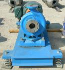Used- Goulds Centrifugal Pump, Model 3196 LTX, size 3x4-13, 316 stainless steel. 4