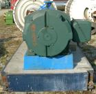 Used- Goulds Centrifugal Pump, model 3196 XLT-X, size 4x6-17, CD4MCU cast duplex stainless steel. 6