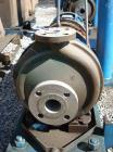 Used- Goulds Centrifugal Pump, Model 3196, 316 Stainless Steel. 1