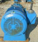 Used- Goulds Centrifugal Pump, Model 3316M, size 4x6-11HG, 316 stainless steel. 6
