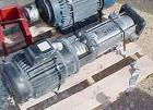 Used- Stainless Steel Grundfos Series C Multi-Stage Centrifugal Pump