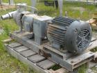 Used- Ingersoll-Rand Centrifugal Pump, Size 3x2, 316 Stainless Steel. 3