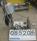 Used- Kirst Centrifugal Pump, Type 9 HA, 316 Stainless Steel. 2-1/2