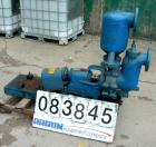 USED: Labour self priming centrifugal pump, model 25W-DPL, 316 stainless steel. 4