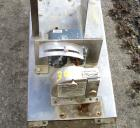 Used- Randolph Peristaltic Hose Pump, Model 610, Aluminum Housing. Two (2) tube sizes. 1/2