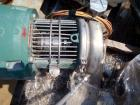 Used- Stainless Steel Tri-Clover Pump, Model C216MDG21T-S-KX