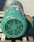 Used- Tri-Clover Tri-Flo Centrifugal Pump, model C328MD18T-S,316 stainless steel. 4