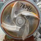 Used- Tri-Clover Tri-Flo Centrifugal Pump, Model SP328M-4966-24, 316 Stainless Steel. 4