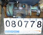 USED: Tri Clover centrifugal pump, 316 stainless steel. 2-1/2