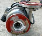 USED: Waukesha centrifugal pump, model 2065, stainless steel. 2-1/2