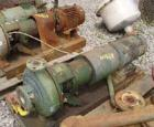 Used- Worthington Centrifugal Pump, Model D1011