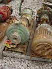 USED:Worthington centrifugal pump, model D1011. Size 2