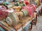 Used- Worthington Centrifugal Pump, Model D1011. Size 3