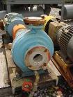 USED: Worthington centrifugal pump, model D1011. Size 3