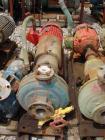 Used- Worthington Centrifugal Pump, Model D1011