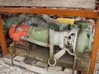 Used- Worthington Centrifugal Pump, Model D1011. Size 3
