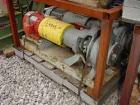USED:Worthington centrifugal pump, model D1011. Size 3