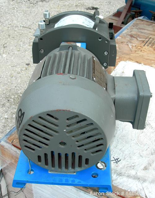 Unused- Watson Marlow Peristaltic Hose Pump, Model 701BR, Aluminum Housing. (5) Tube bore sizes, up to 528 gallons per hour ...