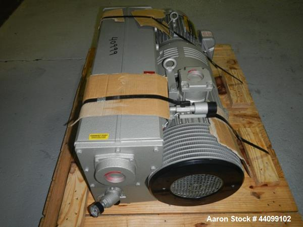 Unused- Busch vacuum pump, model RA0305.D506.1001, rated .5 toor at 212 cfm, 12 hp, 230/460 volt, 1760 rpm motor, serial# U0...